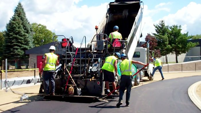 Asphalt Paving Solutions in Jackson MI Can Handle Your Paving Needs With Quality Asphalt
