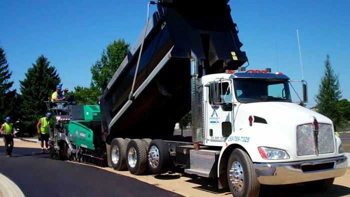 The Best Asphalt Paving in Kalamazoo MI Offers the Full Package