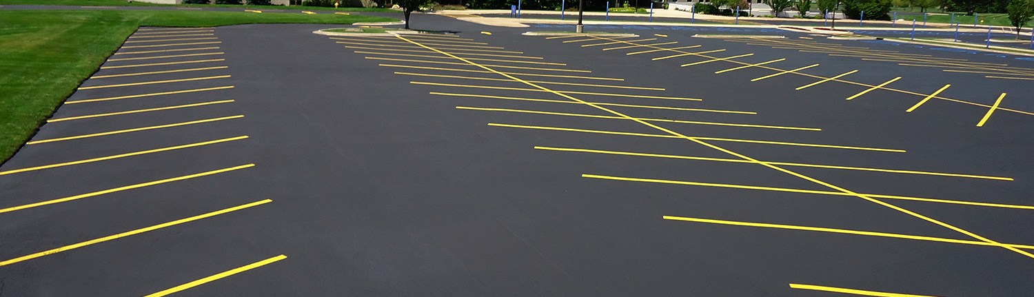 Parking Lot Striping Line Marking Asphalt Solutions Plus