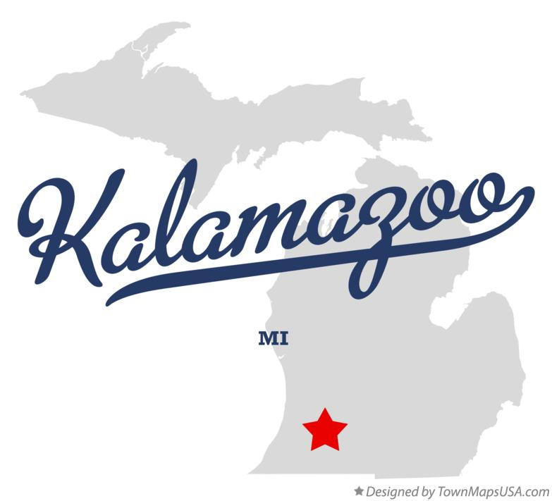 We love visiting and working in Kalamazoo, MI